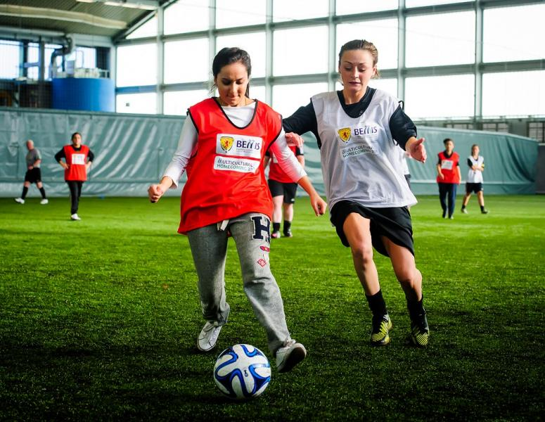 Scottish Multicultural Football festival image 1